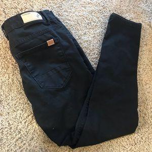 Other - Men's black pants skinny fit